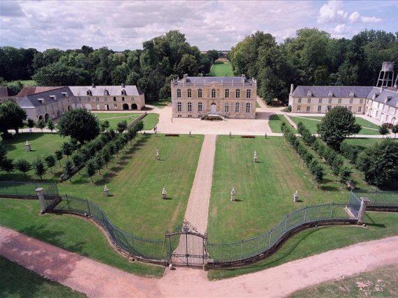 chateau_canon_camping_de_la_plage_houlgate